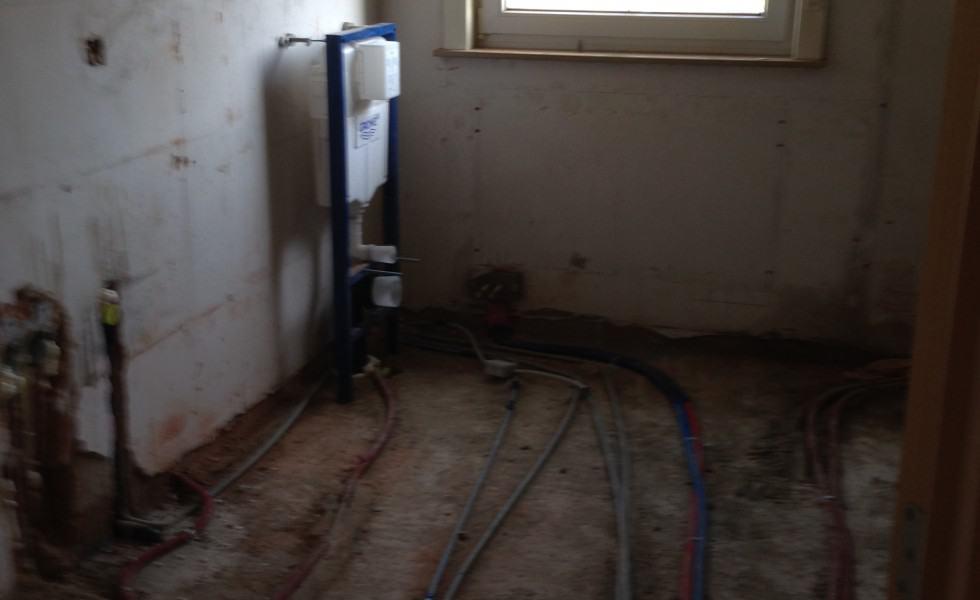Badkamer renovatie genieten doe je in je eigen spa - Badkamer renovatie m ...