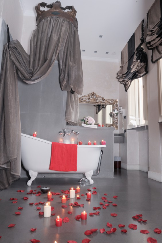 Home staging - M badkamer idee ...