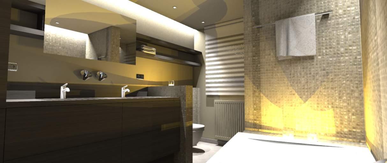 Badkamer renovatie genieten doe je in je eigen spa - Badkamer in m ...