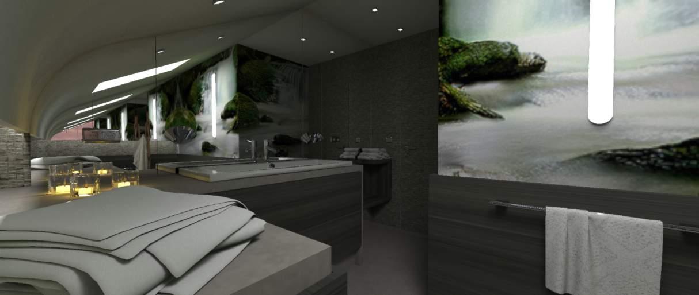 Badkamer ontwerpen - Idee badkamer m ...