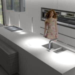 Interieur ontwerpen, keukens op maat
