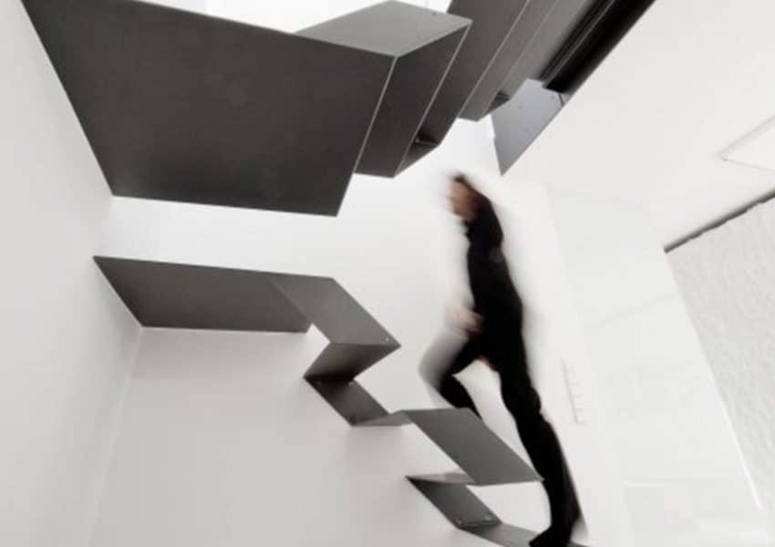 Inspiratie voor het design van je trap idee m