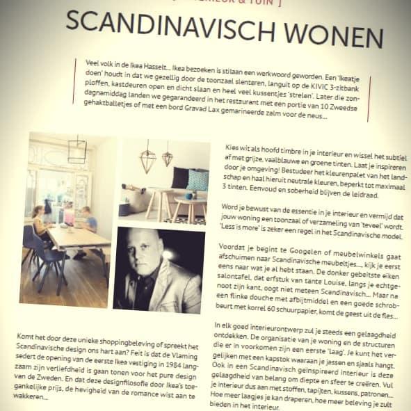 Scandinavisch wonen